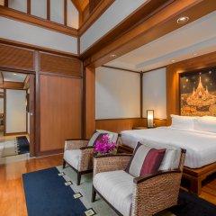 Banyan Tree Phuket Hotel 5* Вилла разные типы кроватей фото 4