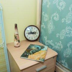 Хостел Рус – Парк Победы Кровать в общем номере с двухъярусной кроватью фото 13