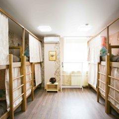 Хостел Рус - Иркутск Кровать в женском общем номере с двухъярусной кроватью фото 4