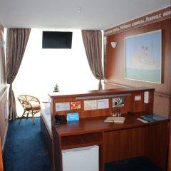 Гостиница Навигатор 3* Улучшенный номер с различными типами кроватей фото 5