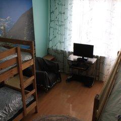 Атмосфера Хостел Кровать в женском общем номере с двухъярусной кроватью фото 5