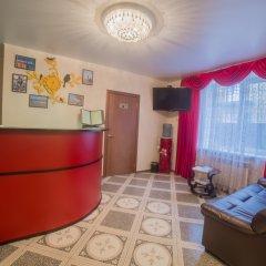 Гостиница Теремок Пролетарский интерьер отеля
