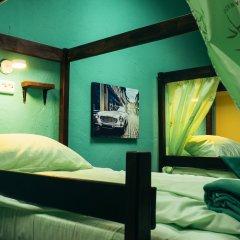 Хостел Найс Рязань Кровать в мужском общем номере с двухъярусной кроватью фото 2