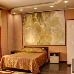 Гостиница Ла Мезон комната для гостей фото 5