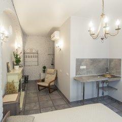 Мини-Отель Меланж Номер с общей ванной комнатой с различными типами кроватей (общая ванная комната) фото 3