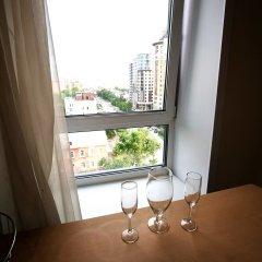 Гостиница на Комсомольском 80 Е в Барнауле отзывы, цены и фото номеров - забронировать гостиницу на Комсомольском 80 Е онлайн Барнаул балкон