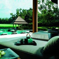 Banyan Tree Phuket Hotel 5* Вилла Премиум разные типы кроватей фото 15