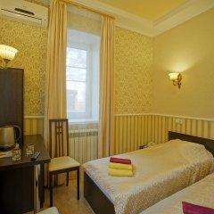 Гостиница JOY Номер Эконом разные типы кроватей (общая ванная комната) фото 10
