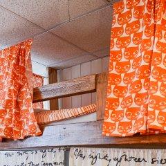 Хостел Архитектор Кровать в общем номере с двухъярусной кроватью фото 4