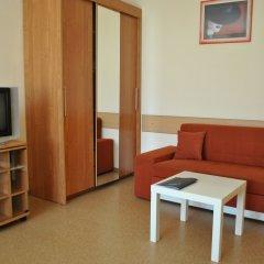 Гостиница Спутник 2* Апартаменты разные типы кроватей фото 7