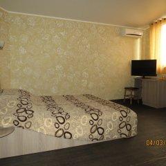 Гостиница Золотой Берег комната для гостей фото 5
