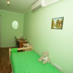 Хостел ВАМкНАМ Захарьевская Номер с общей ванной комнатой с различными типами кроватей (общая ванная комната) фото 7