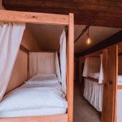 Гостиница Dom Solntsa Кровать в общем номере с двухъярусной кроватью фото 3