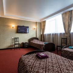 Экспресс Отель & Хостел Стандартный номер с разными типами кроватей фото 6