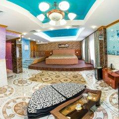 Гостиница Малибу Люкс с разными типами кроватей фото 22