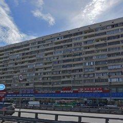 Апартаменты Ленинградский Проспект 33 А вид на фасад