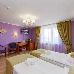 Арт-Отель Карелия 4* Номер Бизнес с 2 отдельными кроватями фото 13