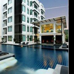 Отель Вилла The Regent Kamala Phuket by Sirilak бассейн фото 2