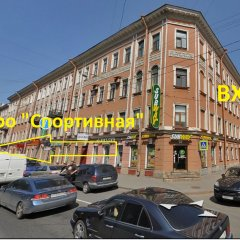 Хостел Марсель Кровати в общем номере с двухъярусными кроватями фото 4