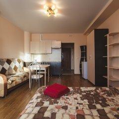 Гостиница Аврора Улучшенные апартаменты с различными типами кроватей фото 11