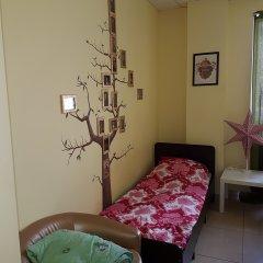 Hostel RETRO Номер категории Эконом с различными типами кроватей фото 5
