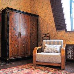 Гостевой Дом Семь Морей Номер Делюкс с различными типами кроватей фото 45