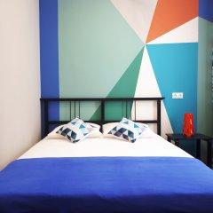 Хостел Рус-Новосибирск Стандартный номер разные типы кроватей