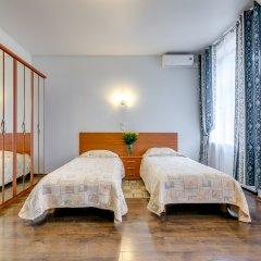 Гостиница Park Lane Inn Апартаменты разные типы кроватей фото 16