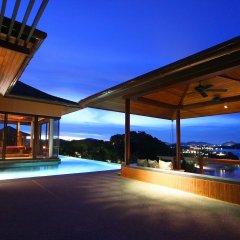 Sri Panwa Phuket Luxury Pool Villa Hotel 5* Вилла с различными типами кроватей фото 61