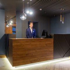 Gesten Hotel in Moscow, Russia from 36$, photos, reviews - zenhotels.com hotel interior