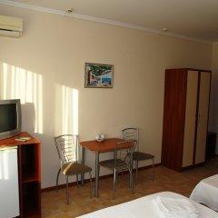 Гостиница Морская Волна Стандартный номер с различными типами кроватей фото 2
