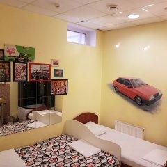 Hostel RETRO Номер категории Эконом с различными типами кроватей фото 11