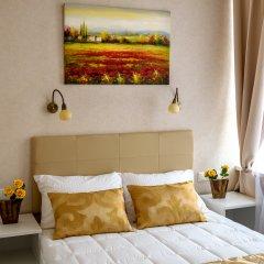 Гостиница Павелецкая Аэро 3* Стандартный номер двуспальная кровать фото 3
