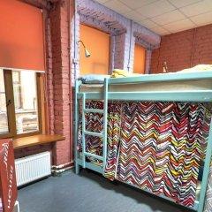 Red House Hostel Кровать в общем номере с двухъярусной кроватью фото 15