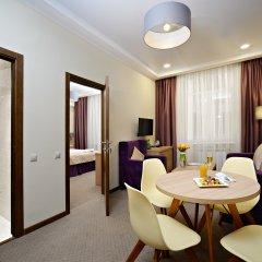 Гостиница Ярославская 3* Люкс с двуспальной кроватью фото 7