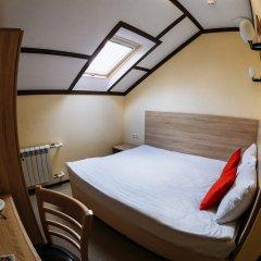 Гостиница Кауфман 3* Стандартный номер двуспальная кровать фото 11