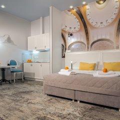 Апарт-Отель Наумов Лубянка Апартаменты Премиум разные типы кроватей фото 4