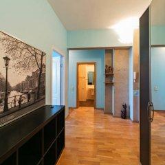 Апартаменты Luxury Voykovskaya Улучшенные апартаменты с разными типами кроватей фото 11