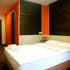 Гостиница Smart Roomz в Москве 2 отзыва об отеле, цены и фото номеров - забронировать гостиницу Smart Roomz онлайн Москва комната для гостей фото 4
