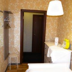 Хостел Казанское Подворье Номер с общей ванной комнатой с различными типами кроватей (общая ванная комната) фото 12