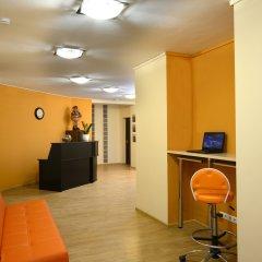 Apelsin Na Sretenskom Bulvare Mini Hotel интерьер отеля