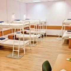 Хостел Бор на Волге Кровать в общем номере двухъярусные кровати фото 6