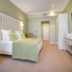 Гостиница Гранд Звезда 4* Стандартный улучшенный номер двуспальная кровать фото 3