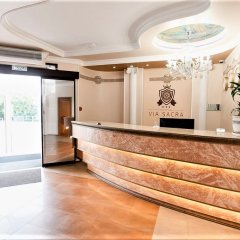 Гостиница Via Sacra в Краснодаре - забронировать гостиницу Via Sacra, цены и фото номеров Краснодар фото 2