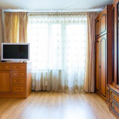 Апартаменты Баррикадная комната для гостей фото 3