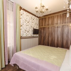 Мини-Отель Вилла Полианна Люкс с различными типами кроватей фото 2