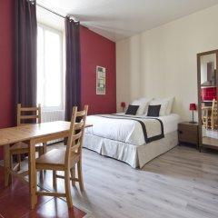 Апарт-Отель Ajoupa 2* Улучшенный номер с различными типами кроватей фото 13