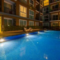 Апартаменты Peaceful at Saiyuan Buri Phuket бассейн