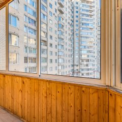 Гостиница Irina балкон
