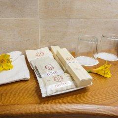 Гостиница Голубая Лагуна Номер Делюкс с различными типами кроватей фото 23